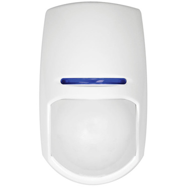 Hikvision DS-PD2-P25-W Wireless Curtain PIR Detector to suit Axiom Hub & 25m Range