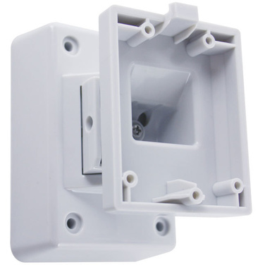 Hikvision DS-PDB-EX-WALL External Wall Bracket to suit Axiom Hub PD2-T Series Outdoor Detectors