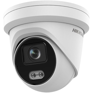 Hikvision DS-2CD2347G2-L(U) 4MP ColorVu with Acusense Turret Camera with 2.8mm Lens
