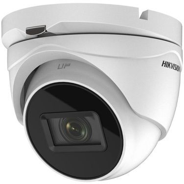 Hikvision DS-2CE79H8T-AIT3ZF 5MP Outdoor Turret Camera With Motorised Lens