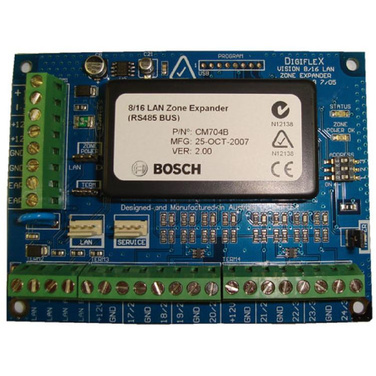 Bosch CM704B 8/16 Zone Expansion Module for 6000 Panel