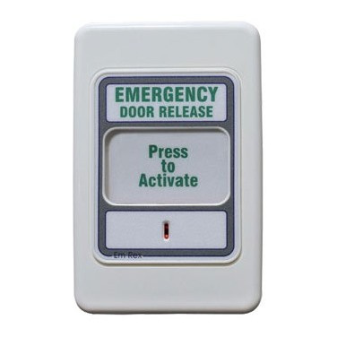 Ness Emergency Door Release Exit Button