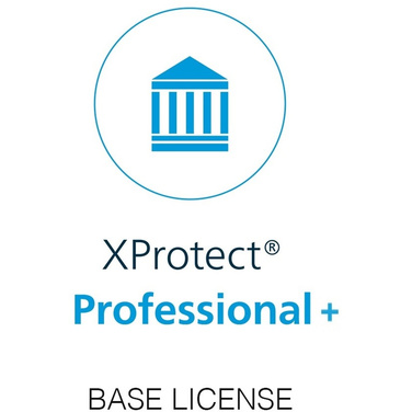 Milestone xProtect Professional+ Base License