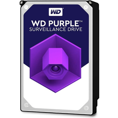 Western Digital 6TB 3.5 SATA 6Gb/s Purple SV HDD