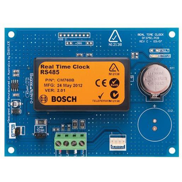 Bosch CM760B Real Time Clock Module To Suit 6000 Panel