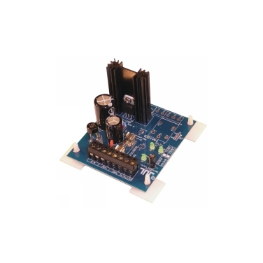 Tactical Technologies 13.8VDC 1AMP Power Module - Requires 16vac Plug Pack & Battery