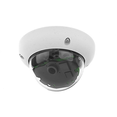 Mobotix D26B 6MP Outdoor Dome Camera with 4.1mm Day Lens