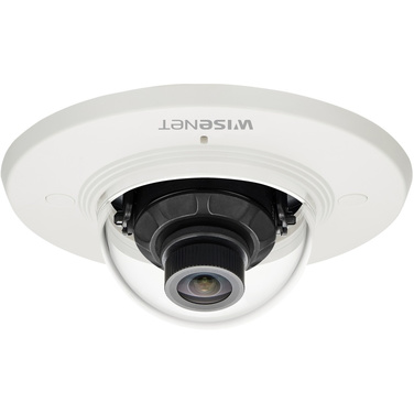 Hanwha Wisenet X Series XND-8020F 5MP Internal Dome Camera With 3.7mm Lens