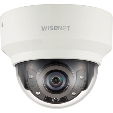Hanwha Wisenet X Series XND-8020R 5MP Internal Dome Camera With IR & 3.7mm Lens