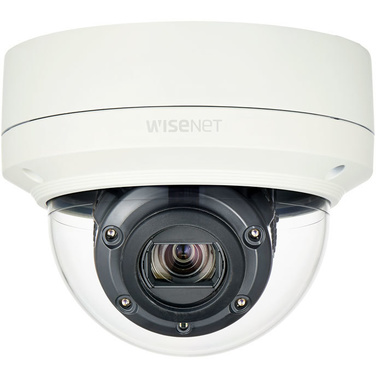 Hanwha Wisenet XNV-6120R 2MP Outdoor Camera With IR and Vari Focal Lens