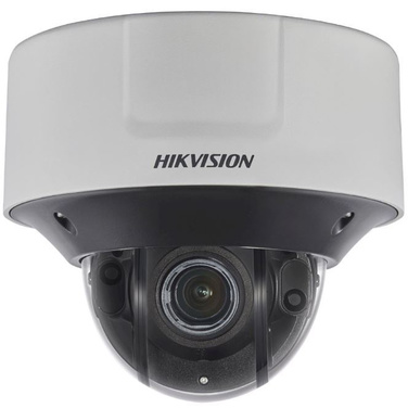 Hikvision DS-2CD55C5G0-IZHS 12MP Vandal Dome Camera With IR, Heater & Vari Focal Lens