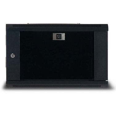 Serveredge CBN-6RU-66WM 6RU Wallmount Rack Enclosure with Hinged Rear