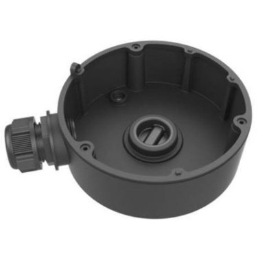 HikVision DS-1280ZJ-DM18 Black Conduit Junction Base Tray
