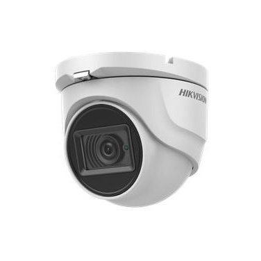 Hikvision DS-2CE76H8T-ITMF 5MP Outdoor Turret Camera With 2.8mm Lens