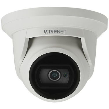 Hanwha Wisenet QNE-8011R IR Outdoor Flateye Camera With 2.8mm Lens