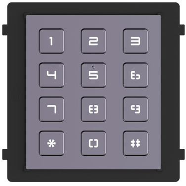 Hikvision DS-KD-KP 2nd Gen Intercom Door Station Keypad Module
